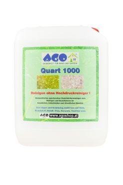 AGO Quart 1000 Algen- Moos und Grünbelagsentferner