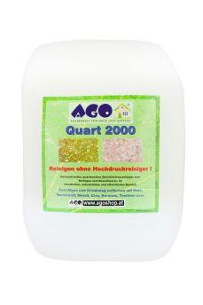AGO Quart 2000 Algen- Moos und Grünbelagsentferner